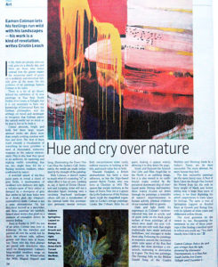 Review Sunday Times November 2010